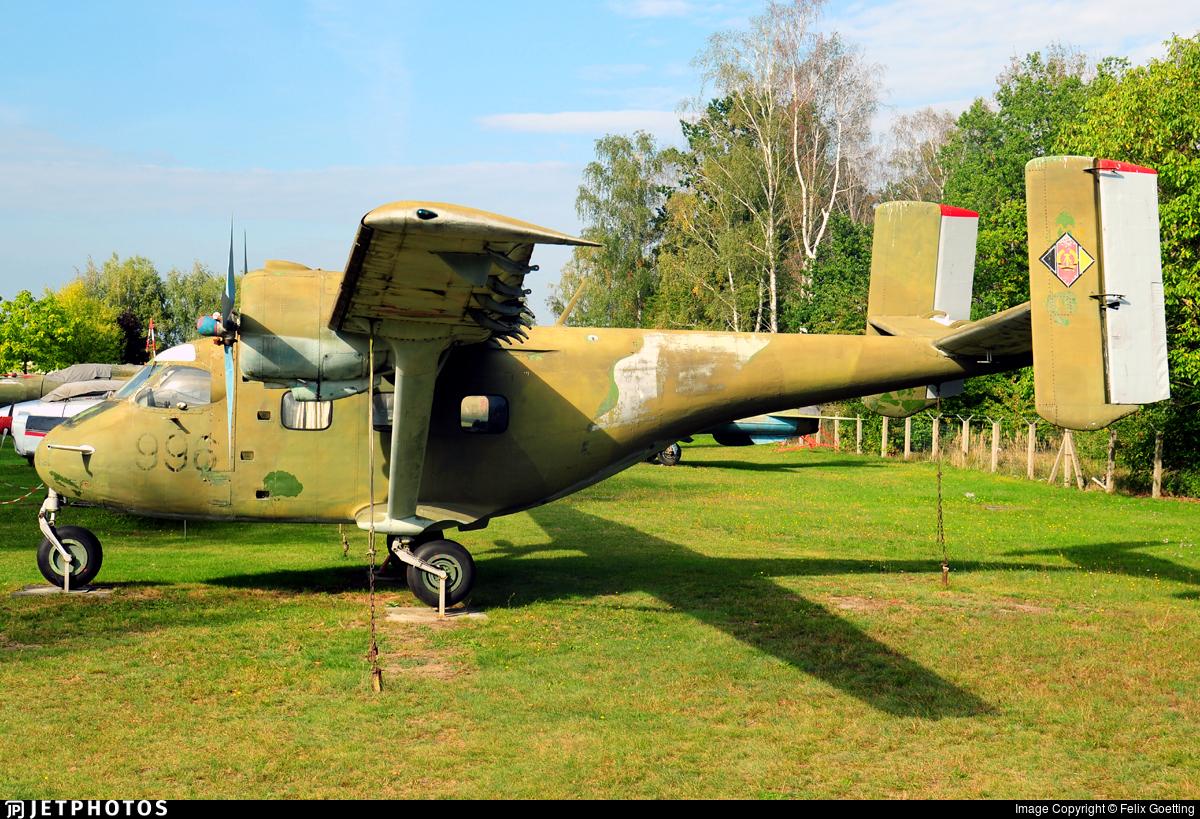 996 - Antonov An-14 Clod - German Democratic Republic - Air Force