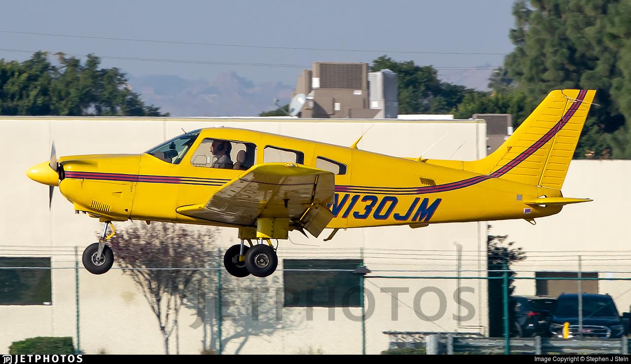 N130JM - Piper PA-28-181 Archer II - Private