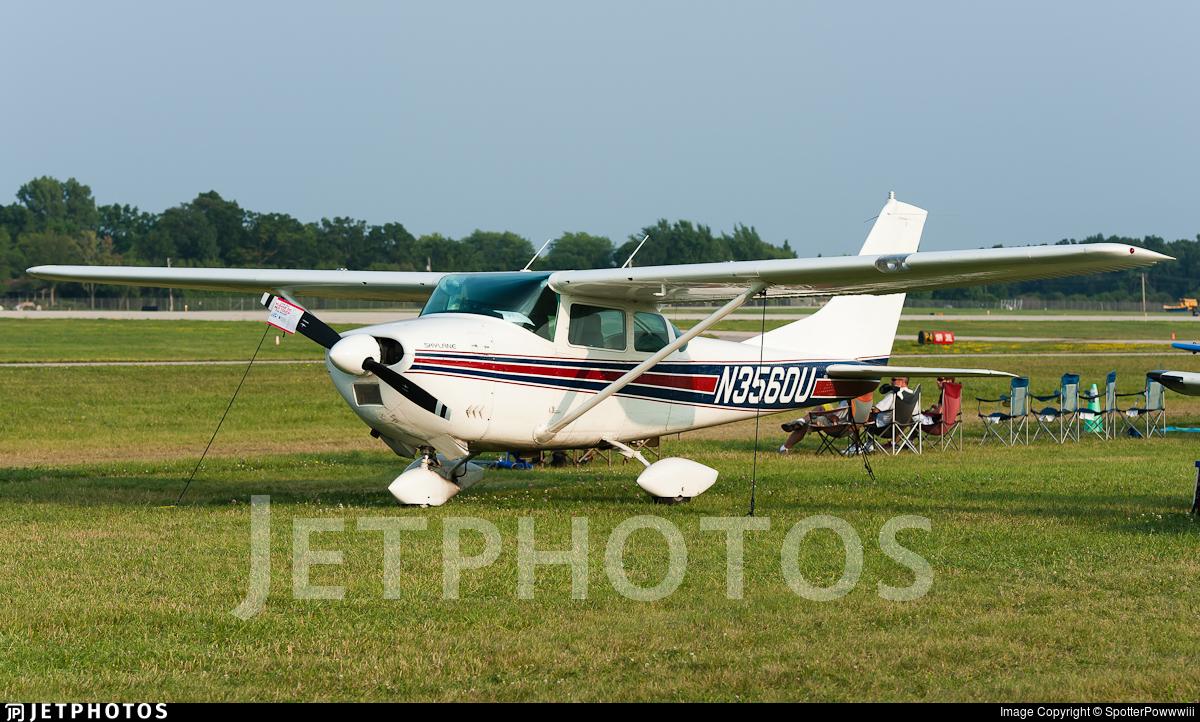 N3560U - Cessna 182F Skylane - Private