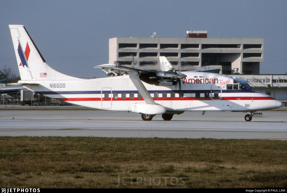N165DD - Short 360-100 - American Eagle (Executive Airlines)