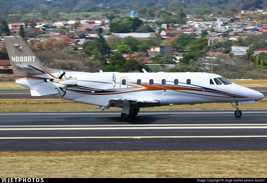 N888RT - Cessna 560XL Citation XLS Plus - RT Oliver Aviation