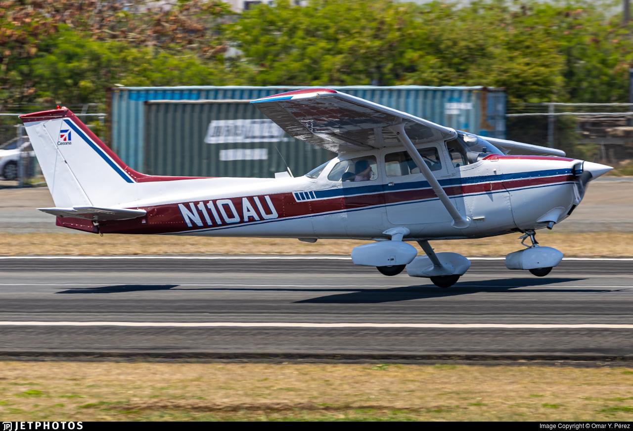N110AU - Cessna 172M Skyhawk - Private