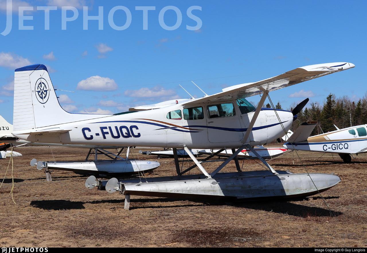 C-FUQC - Cessna 180H Skywagon - Private