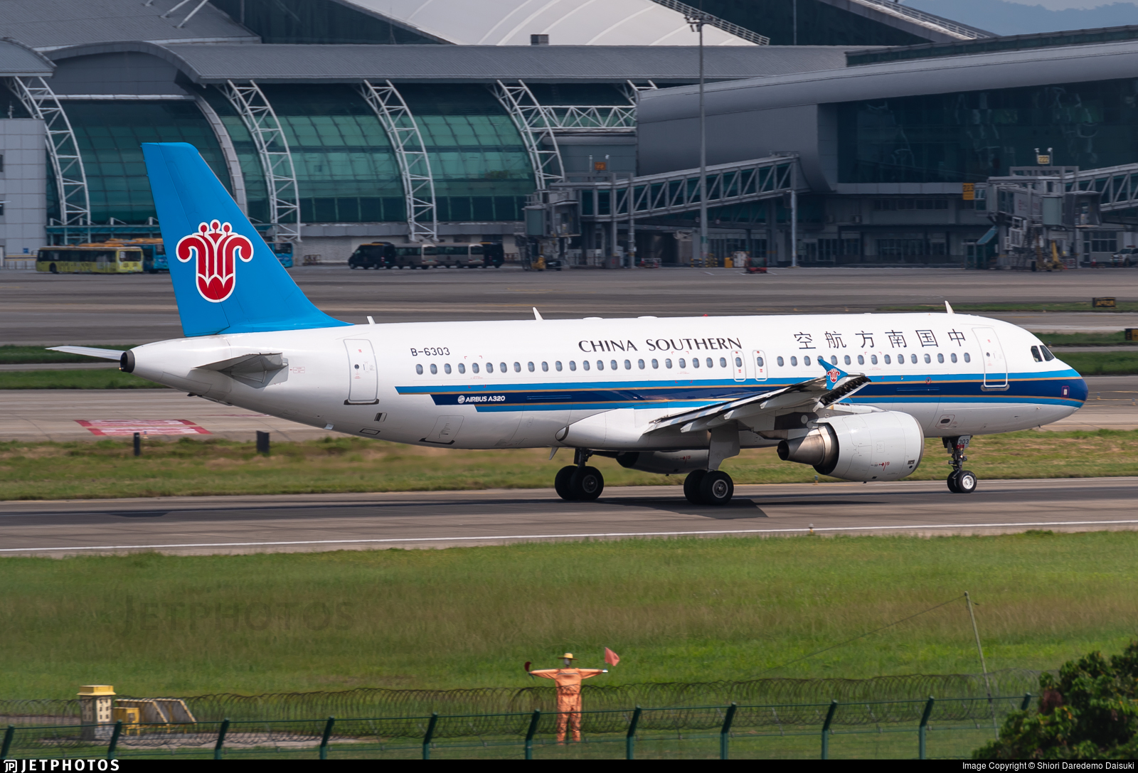 B-6303 - Airbus A320-214 - China Southern Airlines