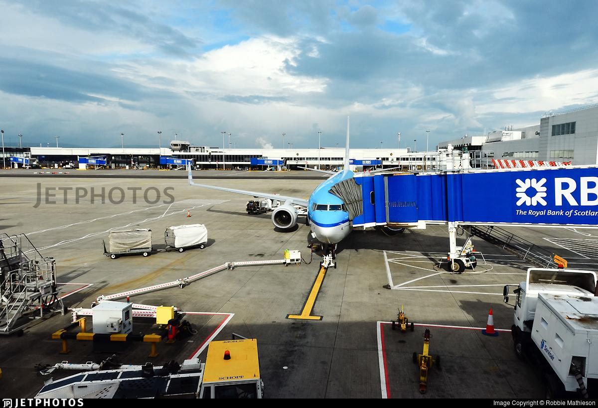 EGPF - Airport - Ramp
