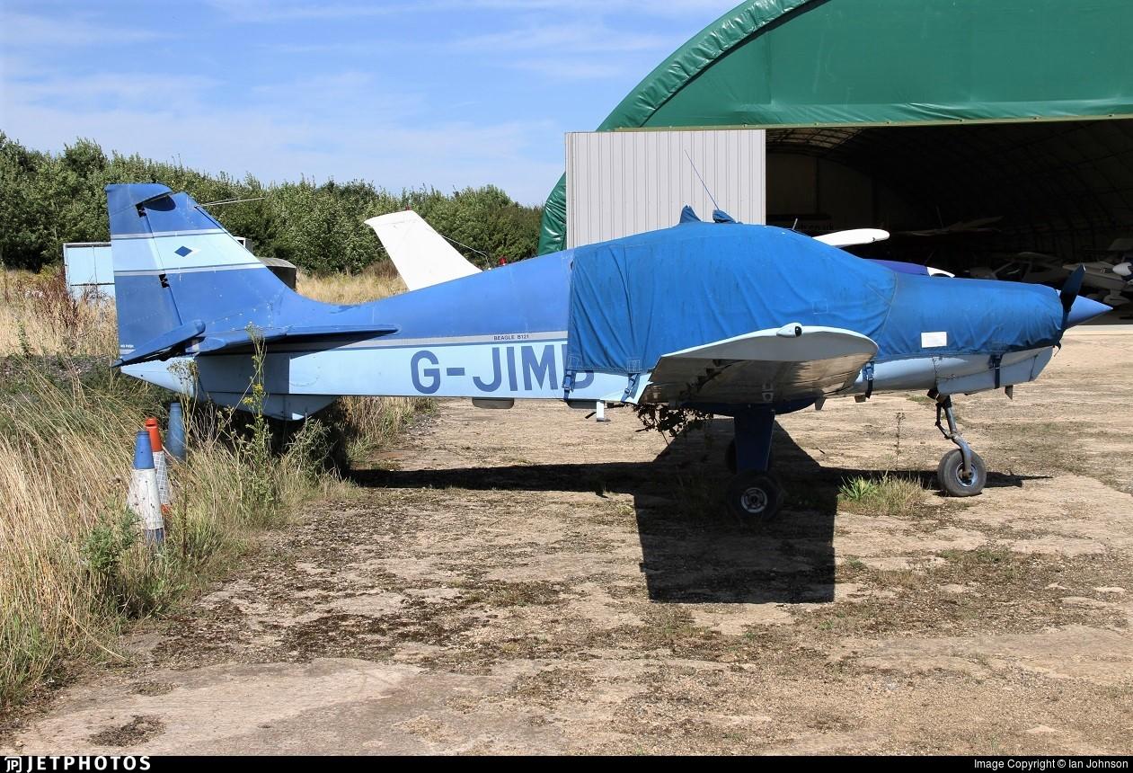 G-JIMB - Beagle B121 Pup - Private