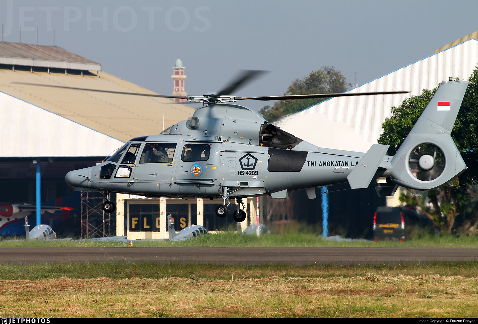 HS-4209 - Eurocopter AS-565MBe Panther  - Indonesia - Navy
