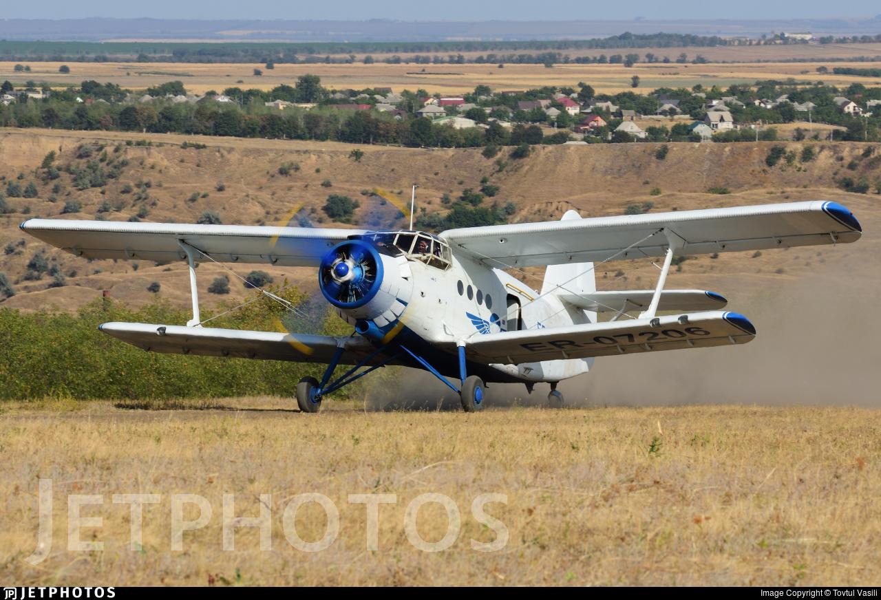 ER-07206 - PZL-Mielec An-2 - FPS Moldova