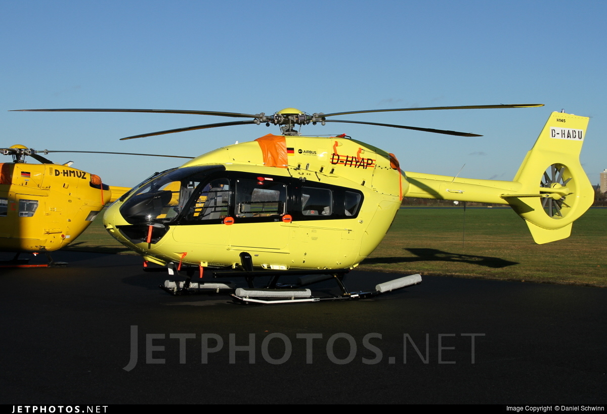 D-HADU - Airbus Helicopters H145 - Airbus Helicopters