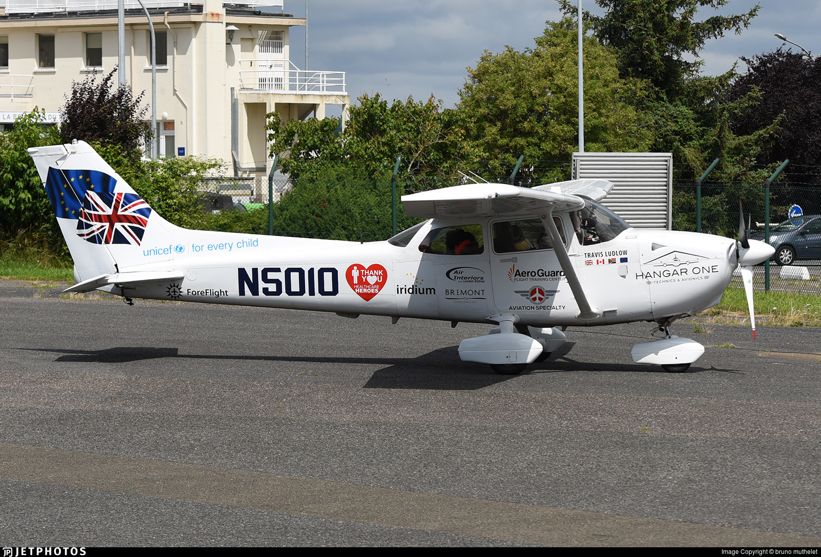 N5010 - Cessna 172R Skyhawk - Private
