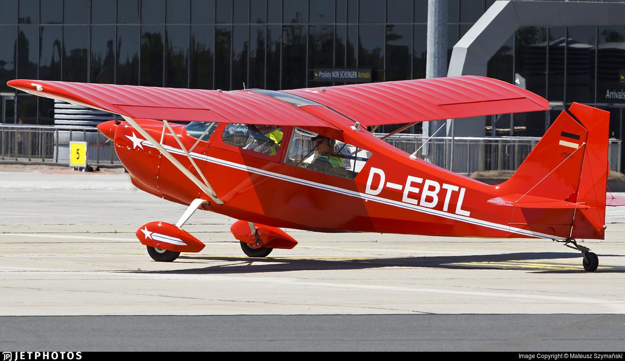 D-EBTL - Bellanca 7ECA Citabria - Private