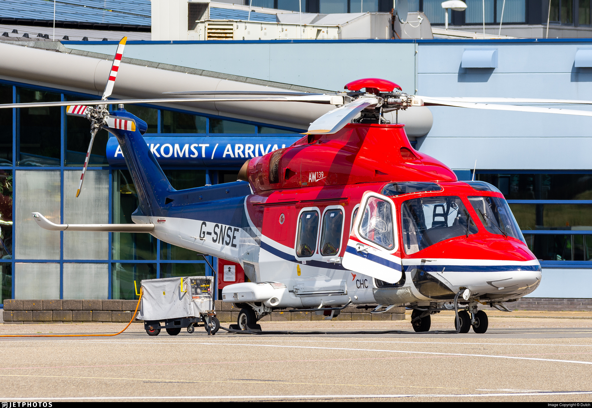G-SNSE - Agusta-Westland AW-139 - CHC Scotia Helicopters
