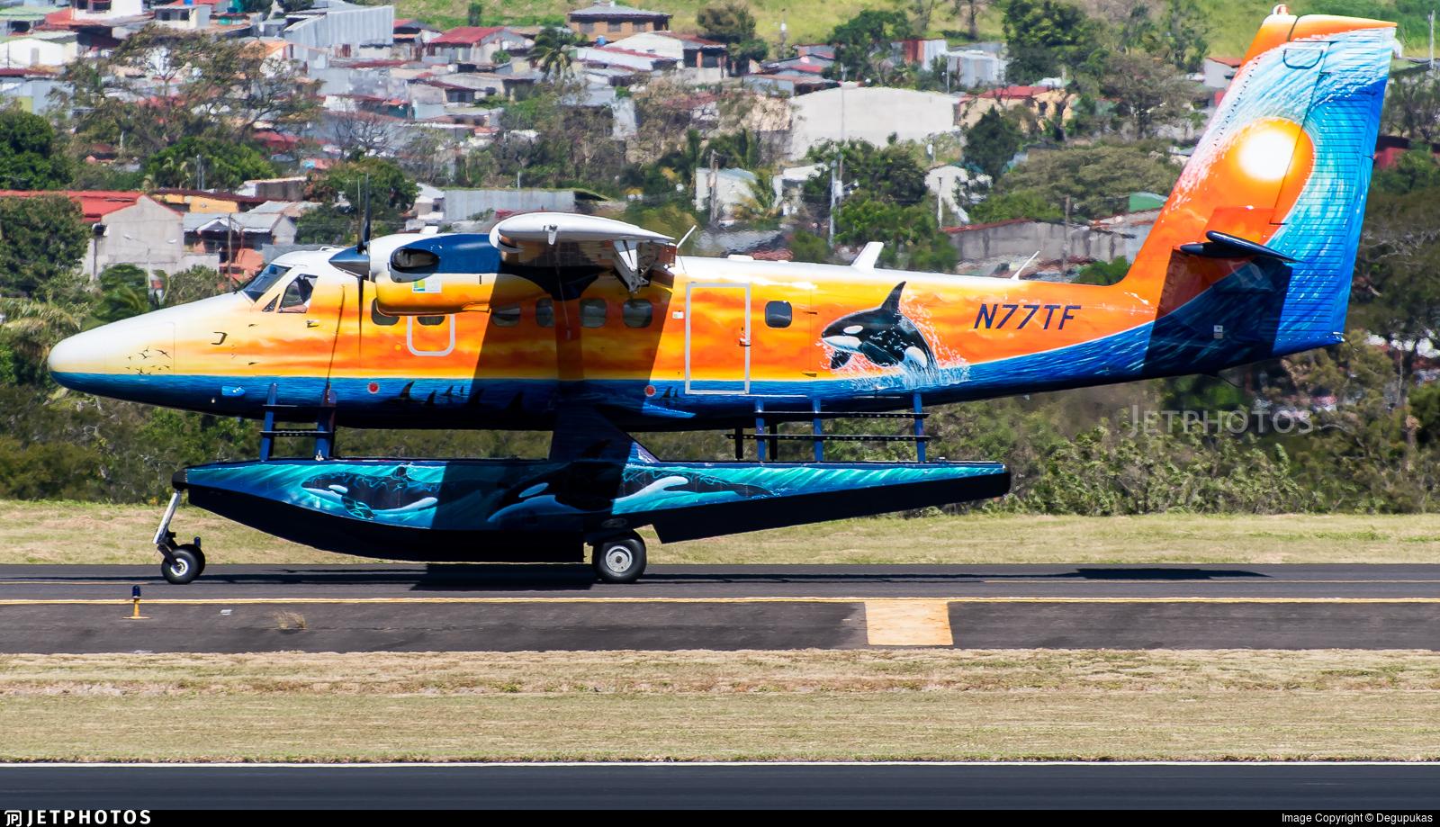 N77TF - Viking DHC-6-400 Twin Otter - Tudor Investment Aviation