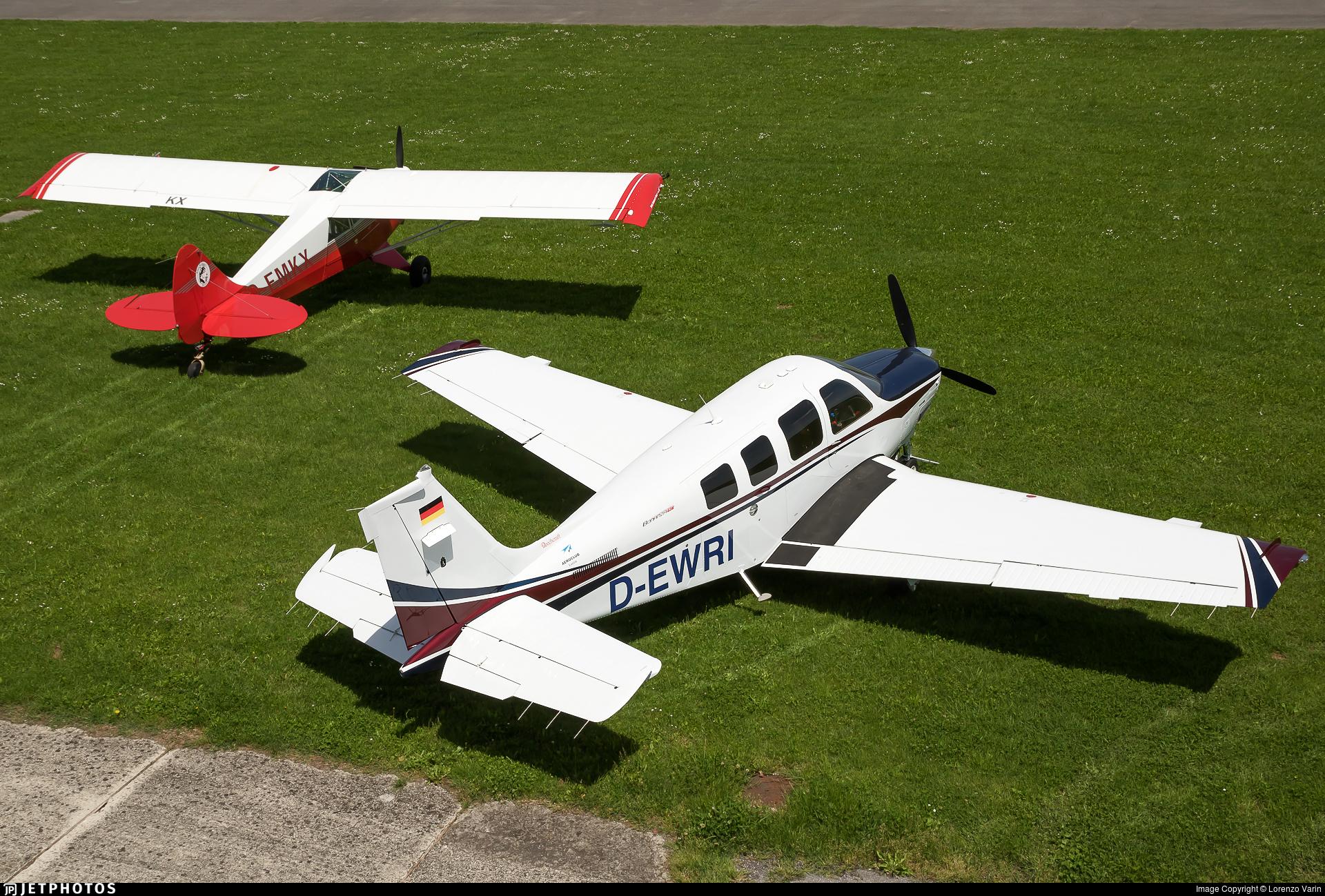 D-EWRI - Beechcraft 36 Bonanza - Private