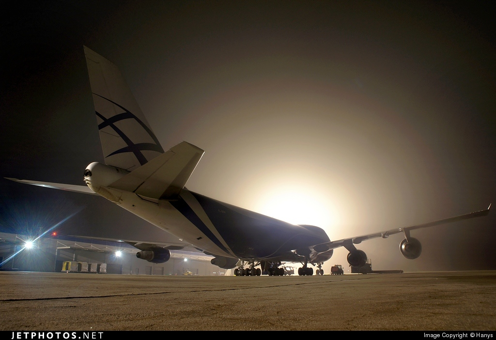 4L-MRK - Boeing 747-281F(SCD) - The Cargo Airlines