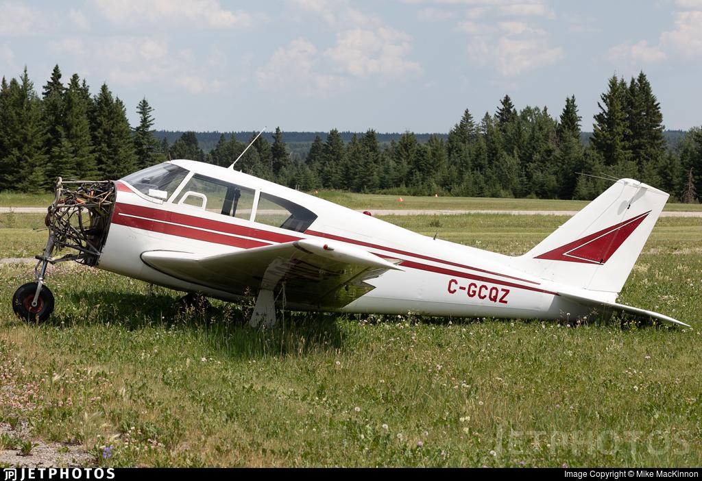 C-GCQZ - Piper PA-24-180 Comanche - Private
