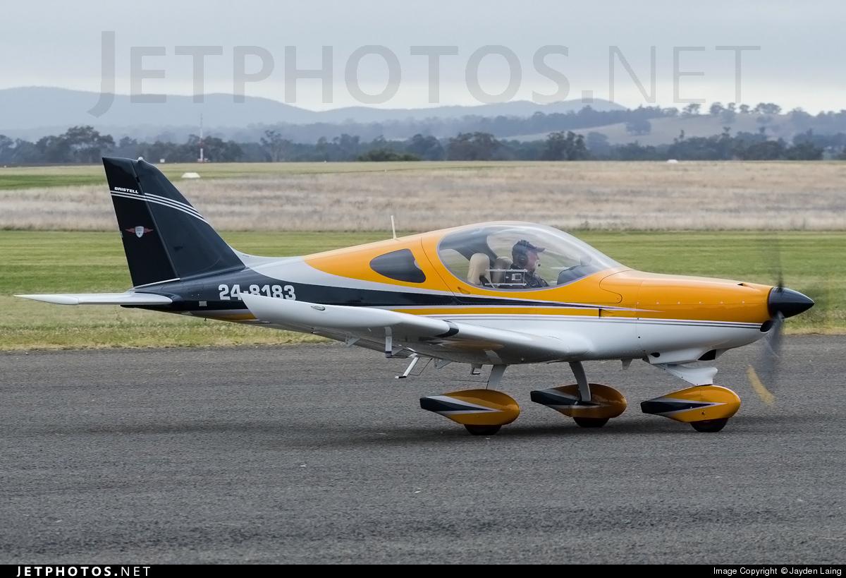 24-8183 - BRM Aero Bristell - Private