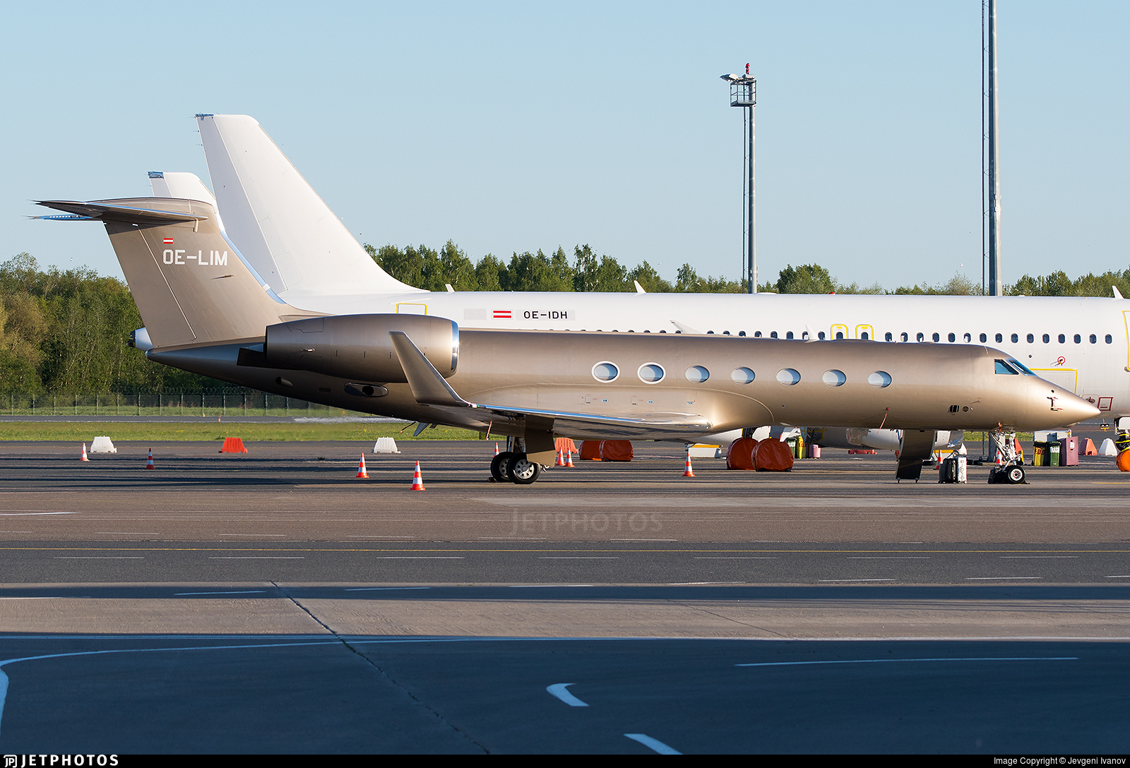OE-LIM - Gulfstream G550 - Avcon Jet
