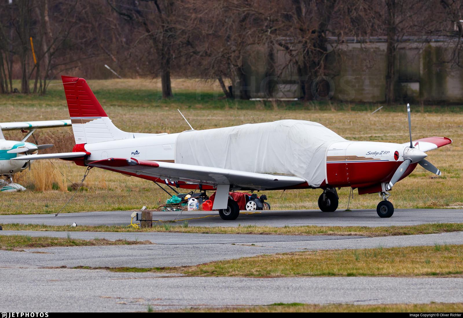 N226DT - Piper PA-32R-301 Saratoga II HP - Private