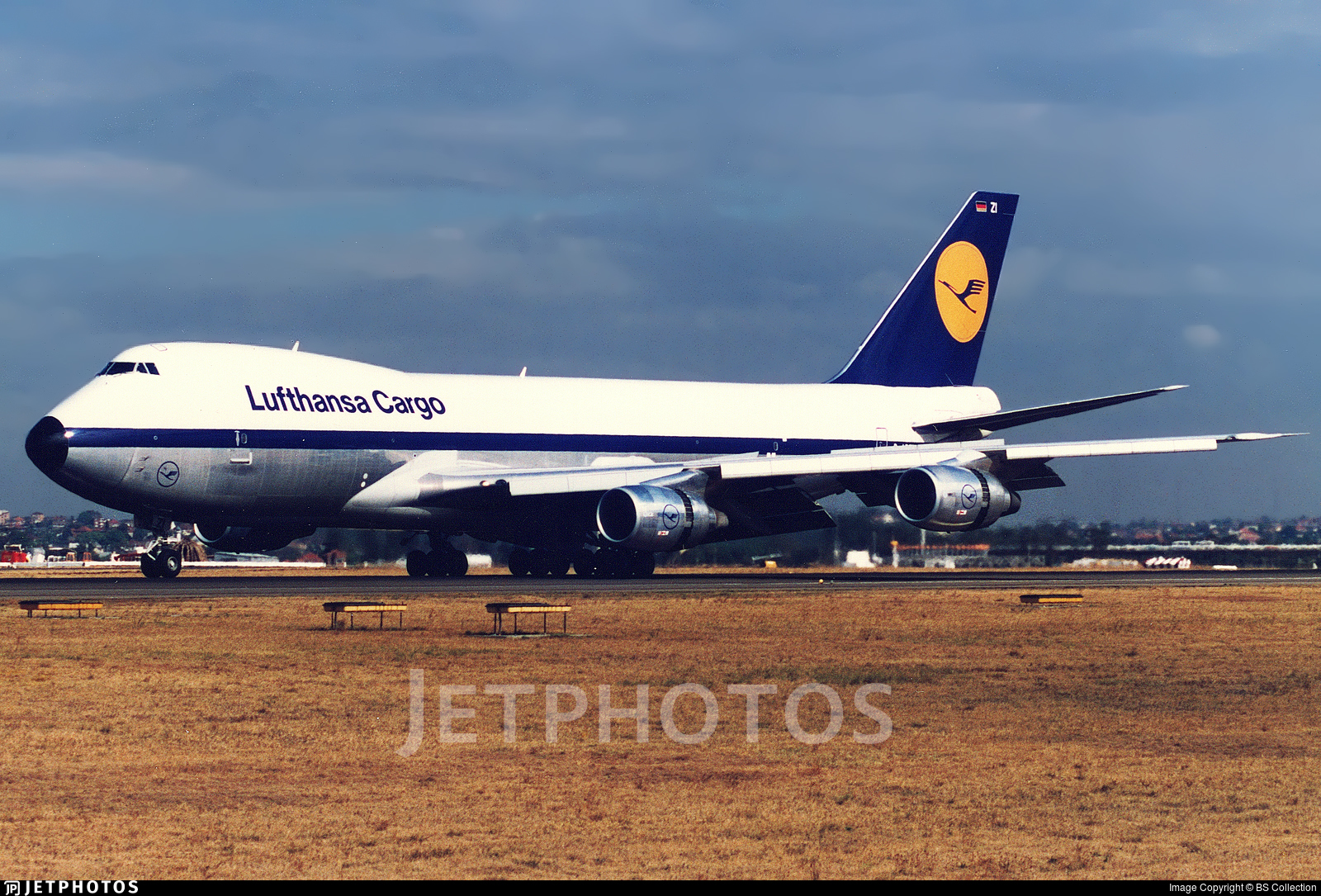 D-ABZI - Boeing 747-230F(SCD) - Lufthansa Cargo