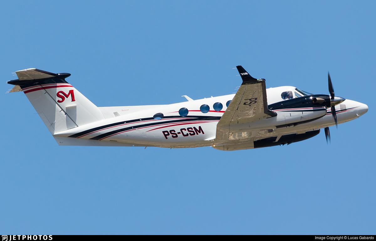 PS-CSM - Beechcraft B200GT Super King Air - Private
