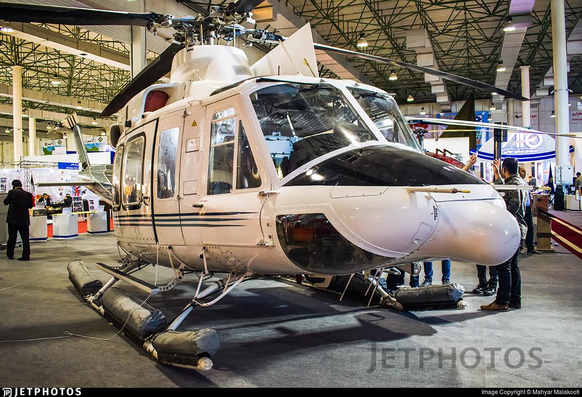 SN-2201 - Bell 412EP - Iran - Revolutionary Guard