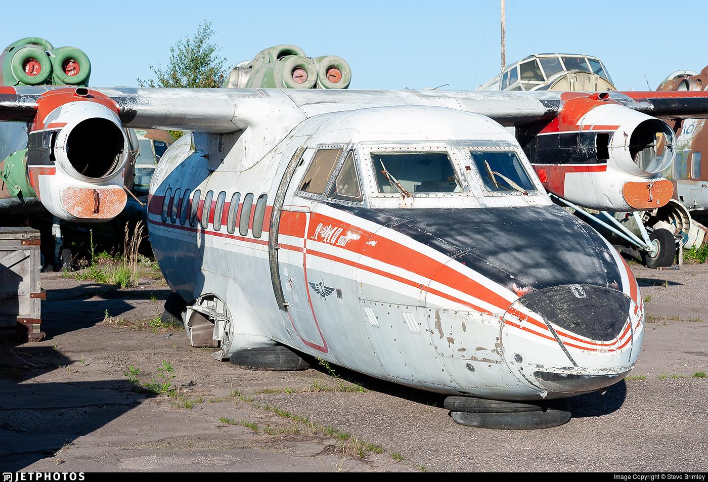 RA-3131K - Let L-410UVP Turbolet - Private