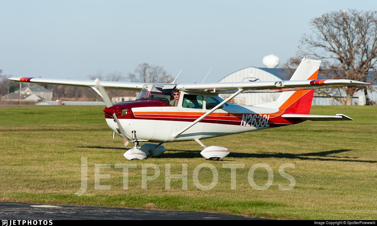 N2638L - Cessna 172H Skyhawk - Private