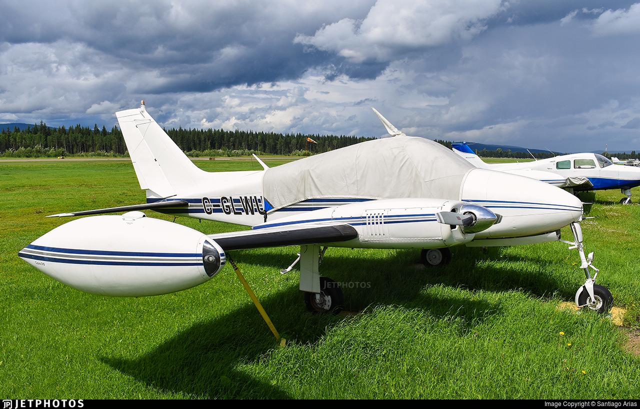 C-GLWU - Cessna 310D - Private
