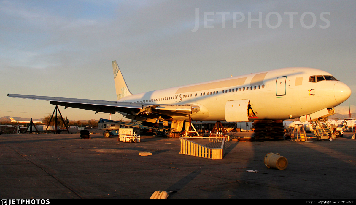 C-FCAG - Boeing 767-375(ER) - Untitled