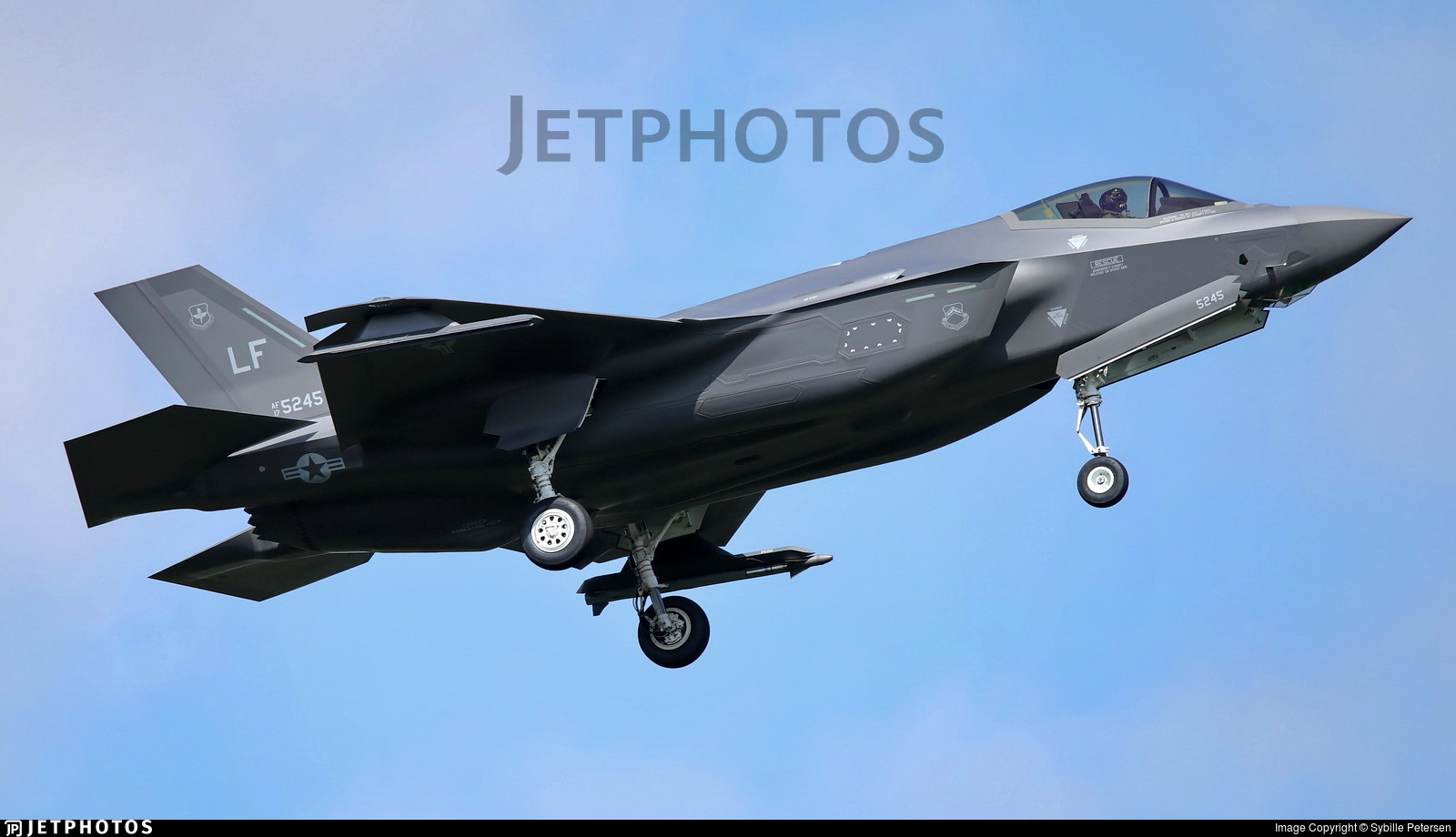 17-5245 - Lockheed Martin F-35A Lightning II - United States - US Air Force (USAF)