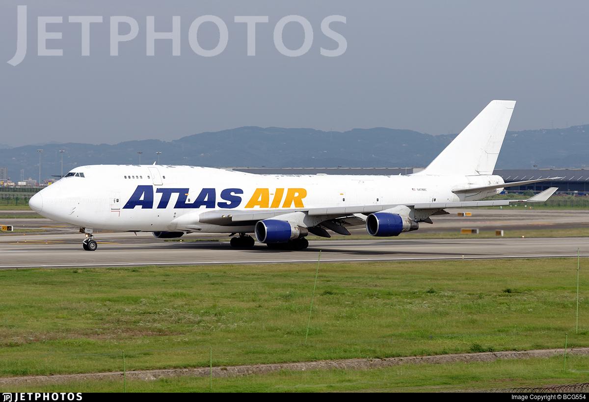 N471MC - Boeing 747-412(BCF) - Atlas Air