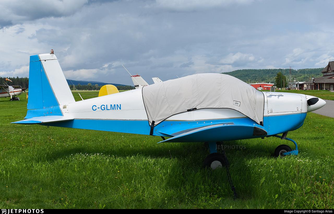 C-GLMN - Grumman American AA-1A Trainer - Private