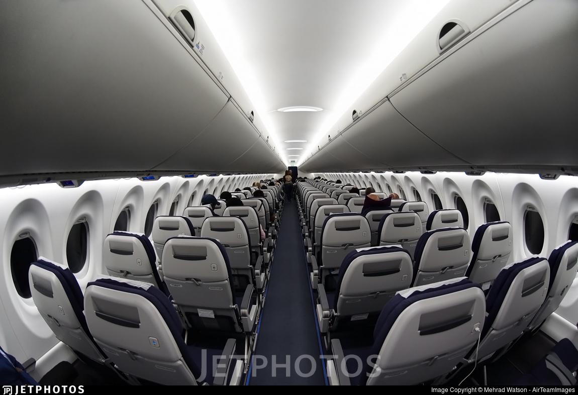 5H-TCI - Airbus A220-371 - Air Tanzania