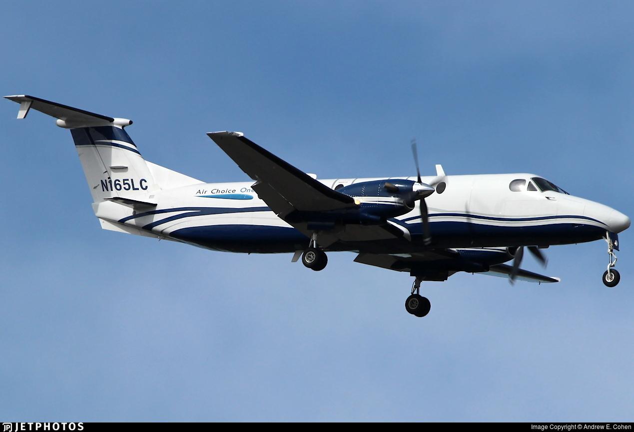 N165LC - Beechcraft 1900C - Air Choice One