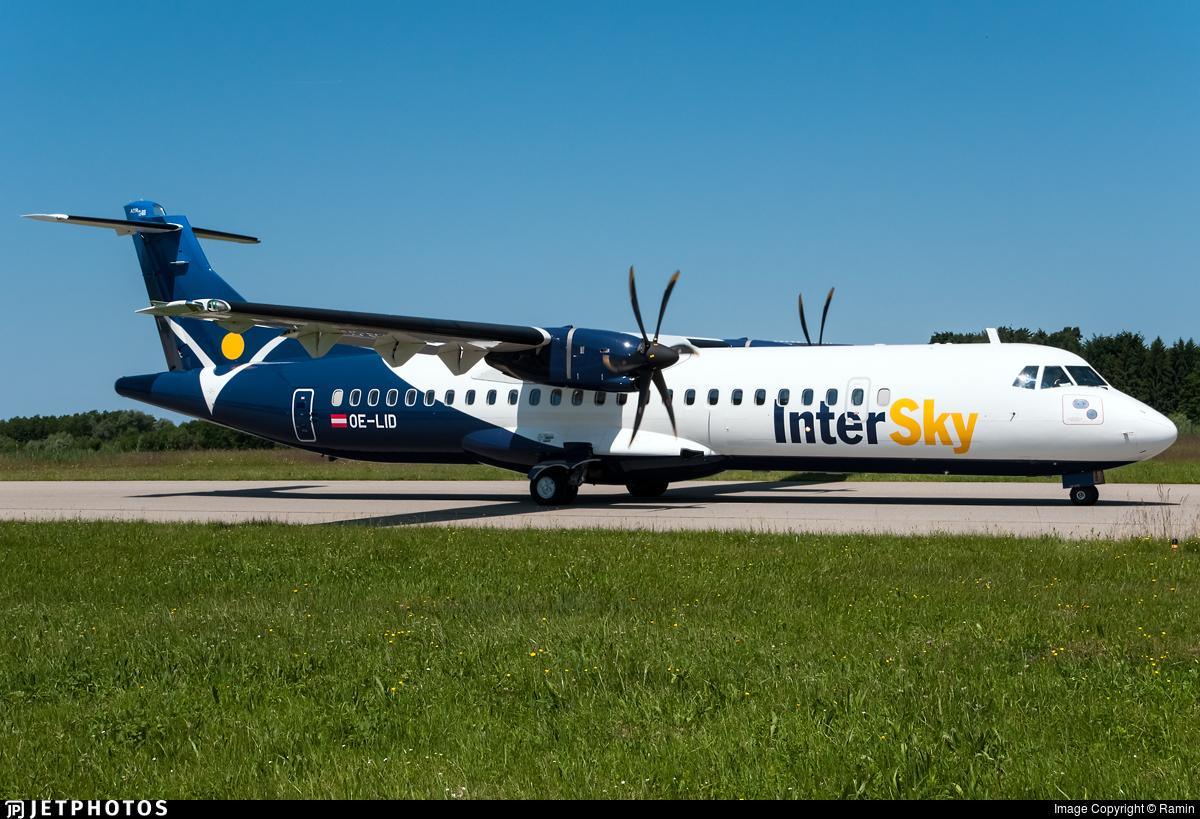 OE-LID - ATR 72-212A(600) - InterSky