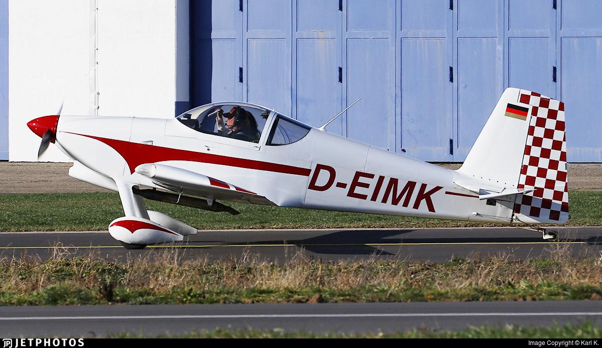 D-EIMK - Vans RV-7 - Private