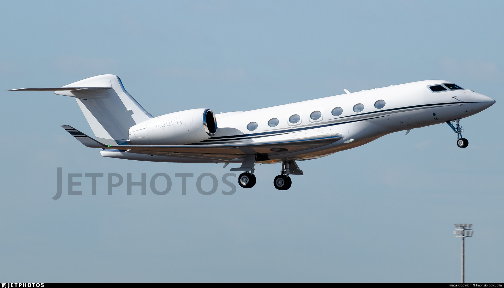 N50PH - Gulfstream G500 - Private