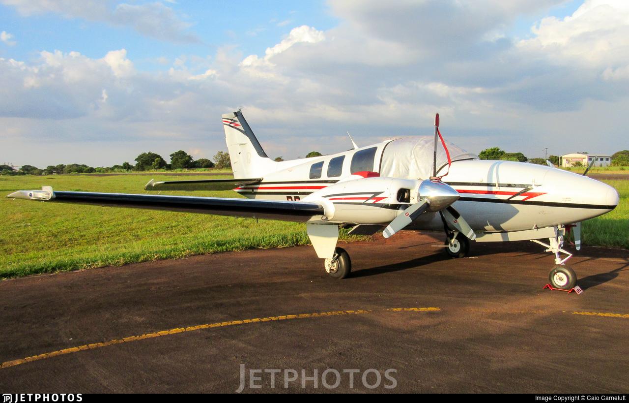 PR-MFL - Beechcraft G58 Baron - Private