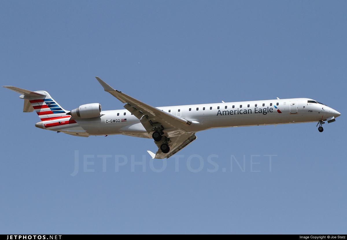 C-GWGQ - Bombardier CRJ-900 - American Eagle (PSA Airlines)