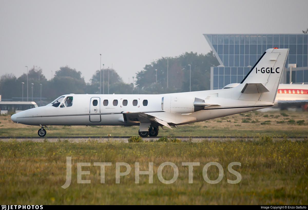 I-GGLC - Cessna 550 Citation II - Unifly Express