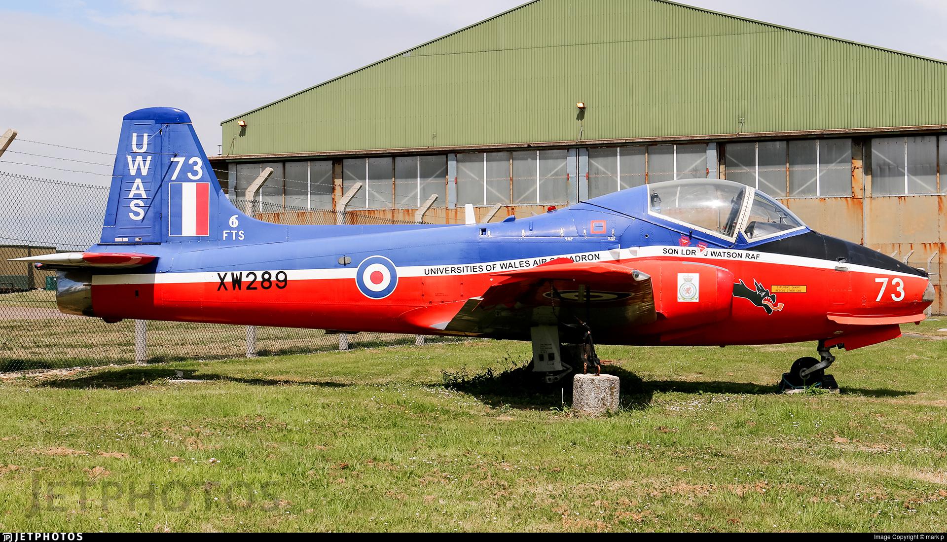 G-JPVA - Hunting Percival Jet Provost T.5A - Private
