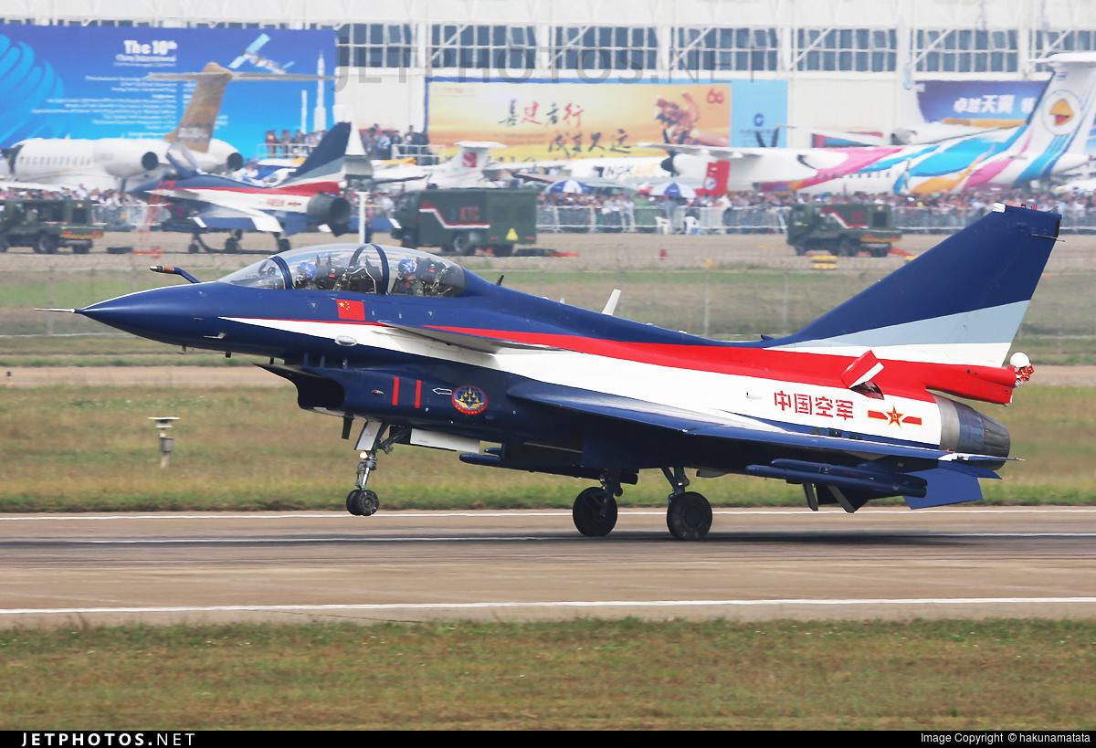 11 - Chengdu J10A - China - Air Force