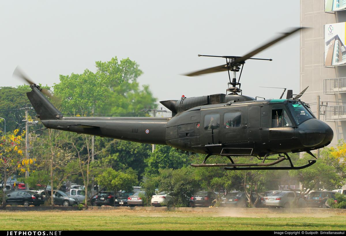 7581 | Bell UH-1H Iroquois | Thailand - Royal Thai Army