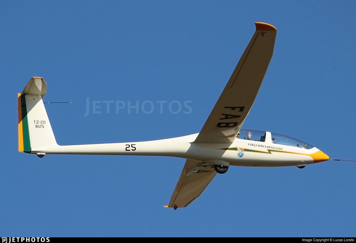 FAB8125 - DG Flugzeugbau DG1001 Club - Brazil - Air Force