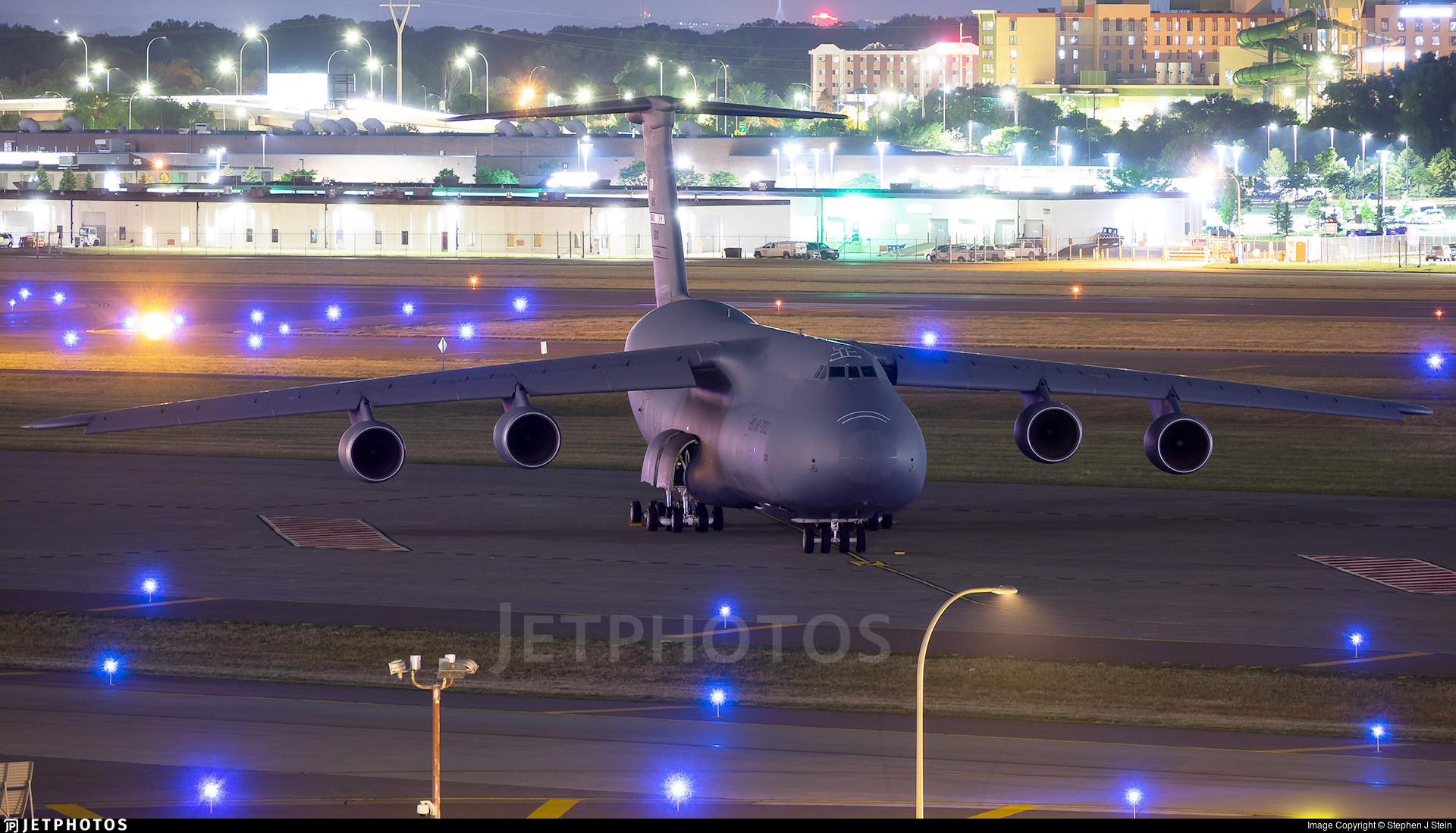 85-0010 - Lockheed C-5M Super Galaxy - United States - US Air Force (USAF)