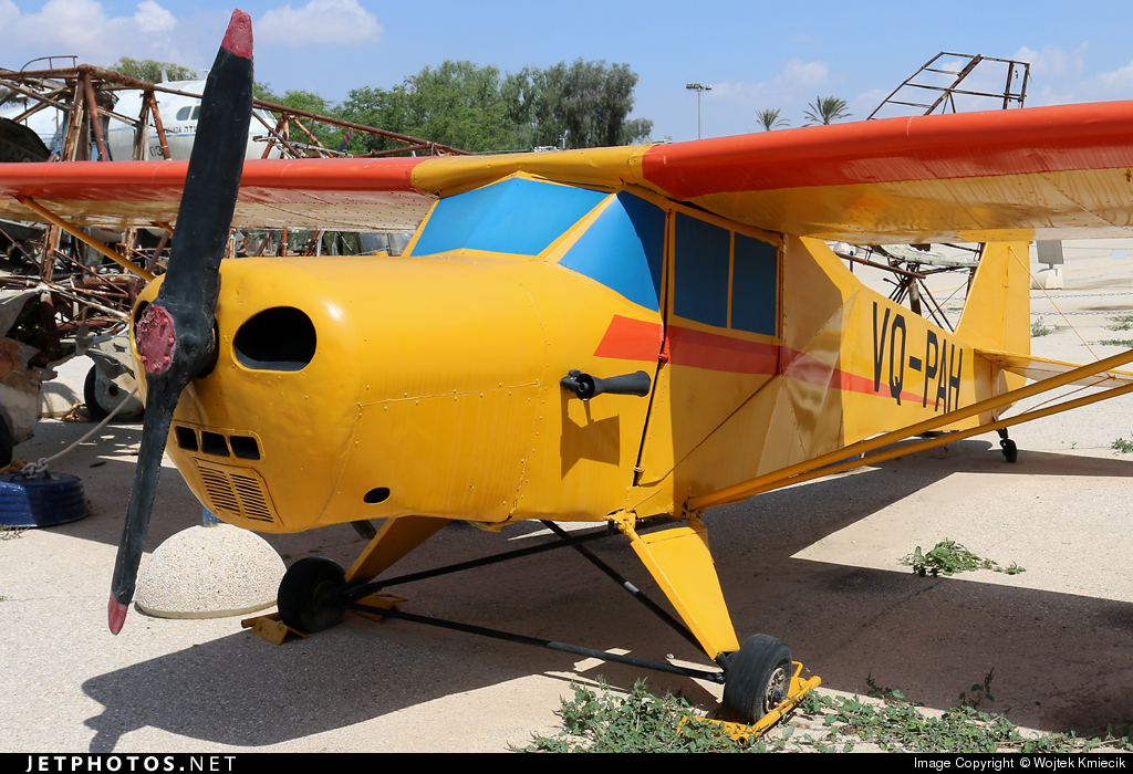 VQ-PAH - Taylorcraft Cub - Private