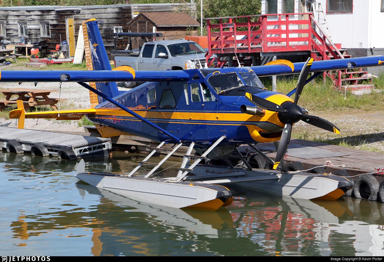 C-FOED - De Havilland Canada DHC-2 Mk.III Turbo-Beaver - Private