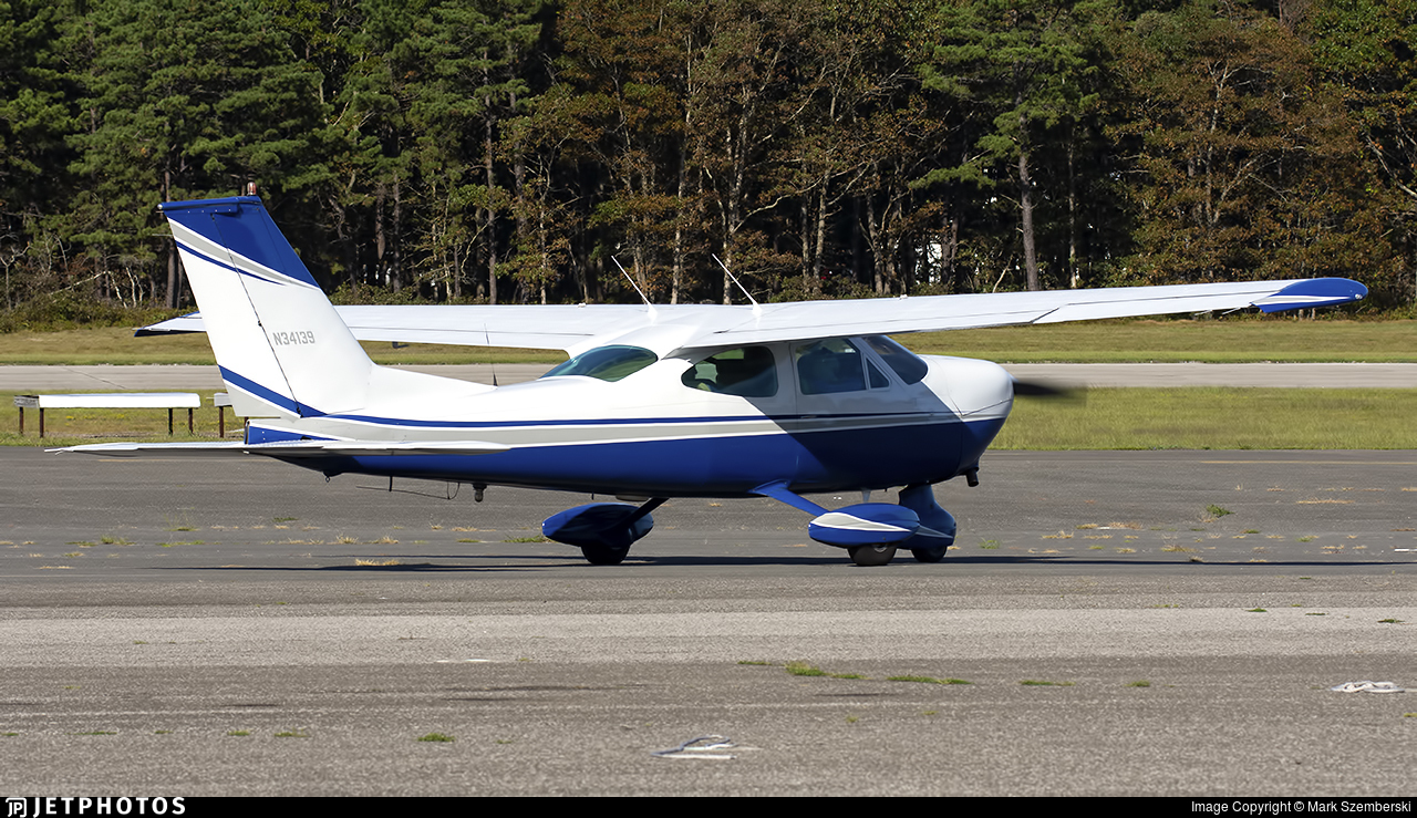 N34139 - Cessna 177B Cardinal - Private