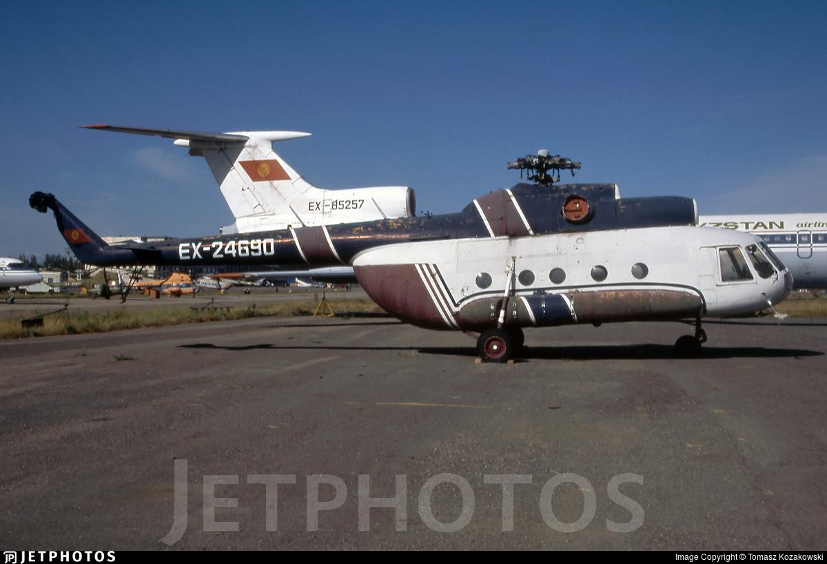EX-24690 - Mil Mi-8MT Hip - Untitled